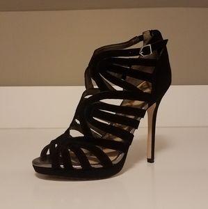 Black Velvet Sam Edelman heels.